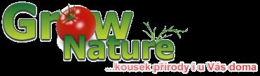 GrowNature - kousek přírody i u Vás doma