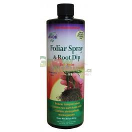 Foliar Spray and Root Dip