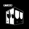 Homebox Evolution Q200 - 200x200x200