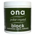 ONA Block, pohlcovač zápachu 170g Polar Crystal