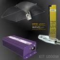KIT 1000W Waveflector Vegagreen XXL + výbojka ELEKTROX SUPER DUAL + předřadník GIB NXE 1000W Sleva 1498.000000Kč